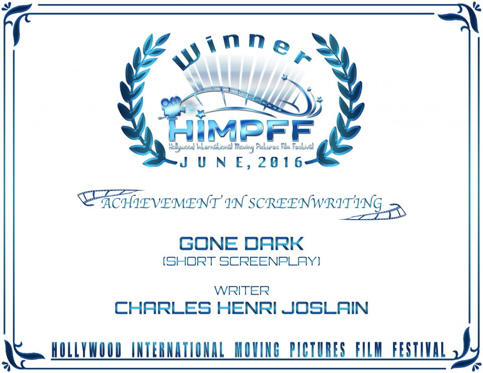 HIMPFF Award for Achievement in Screenwriting