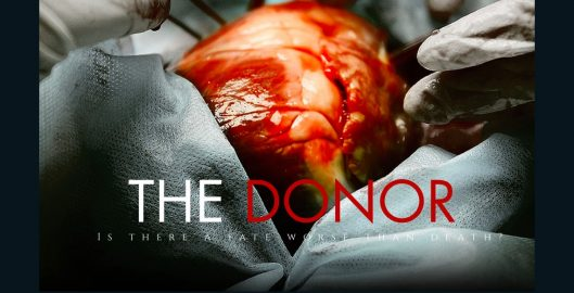 Next project: 'The Donor'