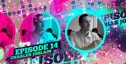 The Vault S1E14 - Charlie Joslain: 'Think in Reverse'